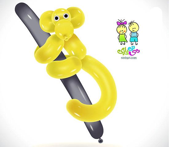 lemoo.ir-1-balloon-monkey