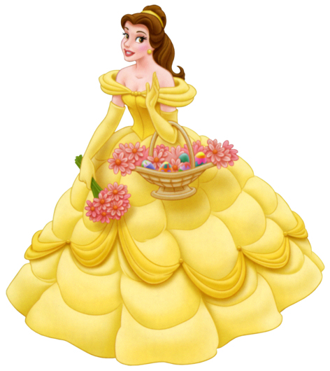 easter-princess-belle